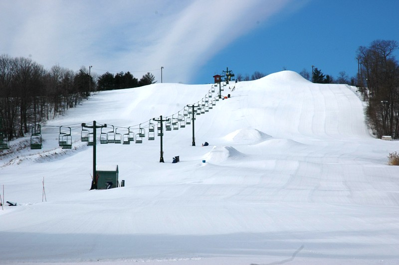 Campgaw Mountain Ski Center and Snowboard Area